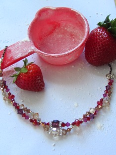 The Dutch baby pancake necklace!!!!